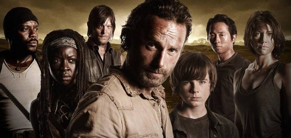 Muere un especialista de 'The Walking Dead'