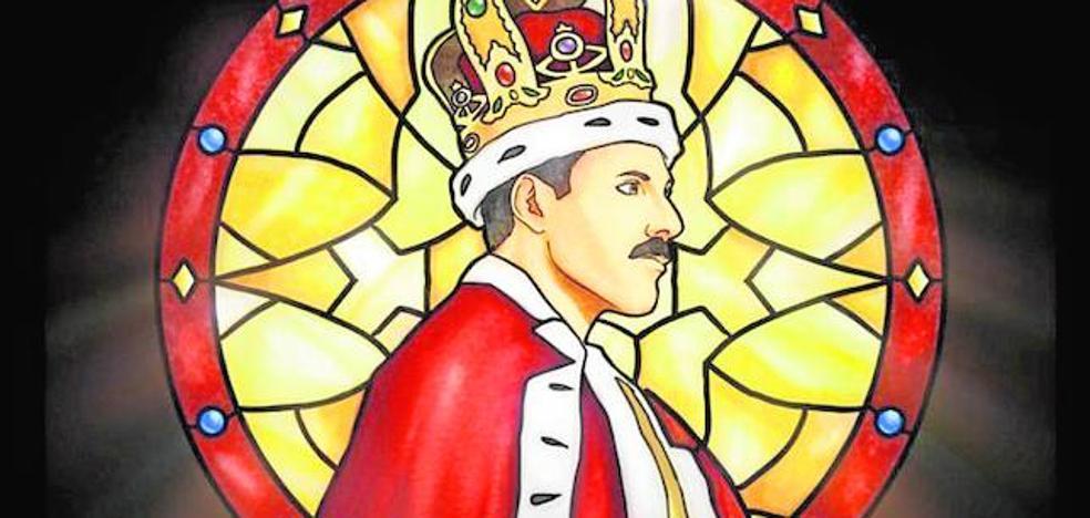 Freddie Mercury resucita en Valencia
