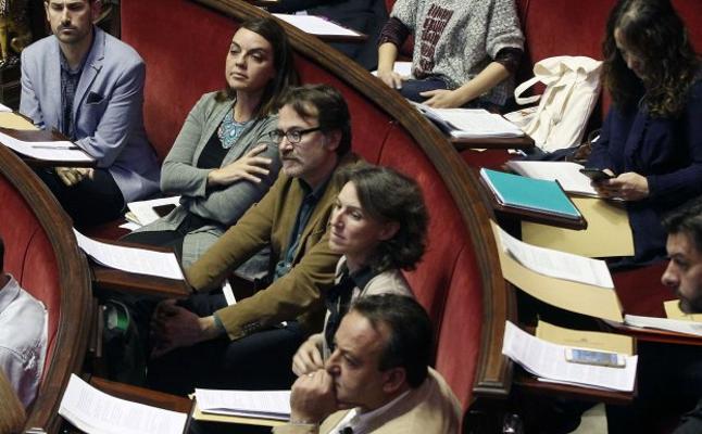 Joan Ribó ve «digeribles» las diferencias entre los concejales Giuseppe Grezzi y Anaïs Menguzzato