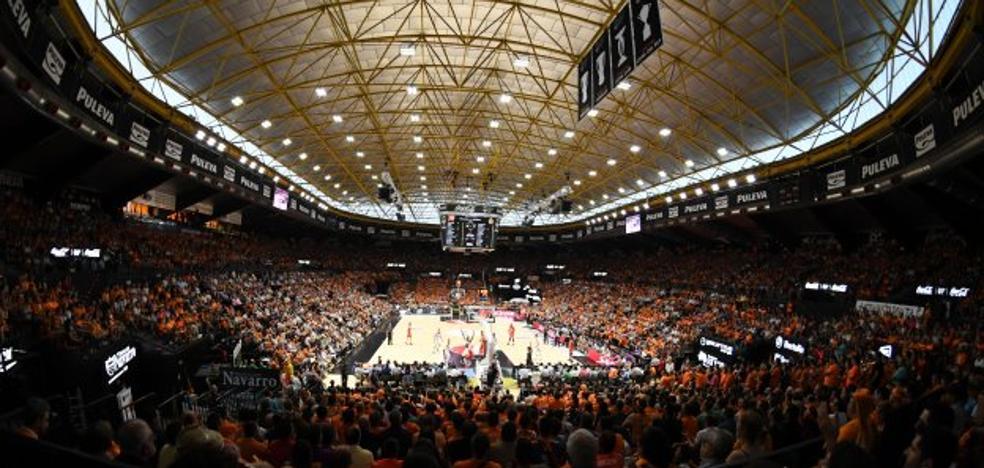Valencia Basket | El Ayuntamiento asume que la Fonteta se ha quedado pequeña para el baloncesto