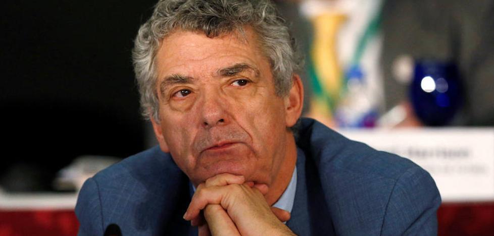 Cuando Ángel María Villar quiso presidir la UEFA
