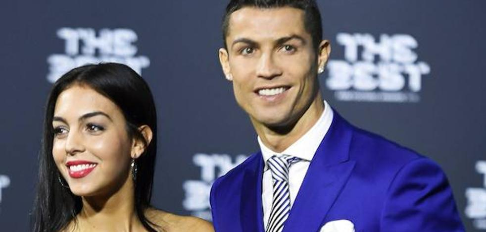 Cristiano Ronaldo confirma el embarazo de su novia Georgina Rodríguez