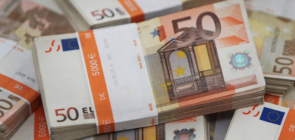 Detectados billetes falsos de 50 euros en Valencia