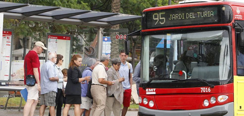 Joan Ribó defiende la prioridad de peatones y transporte público para mejorar la calidad del aire