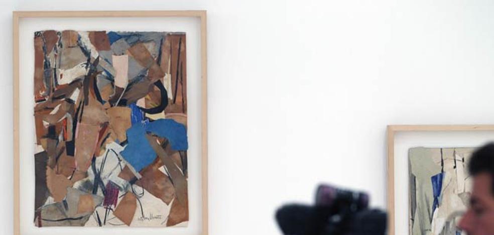 El IVAM presume de «gran colección» de arte abstracto