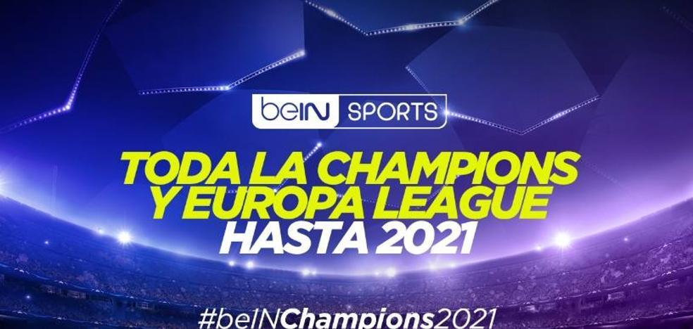 La UEFA renueva con el canal beIN SPORTS hasta 2021