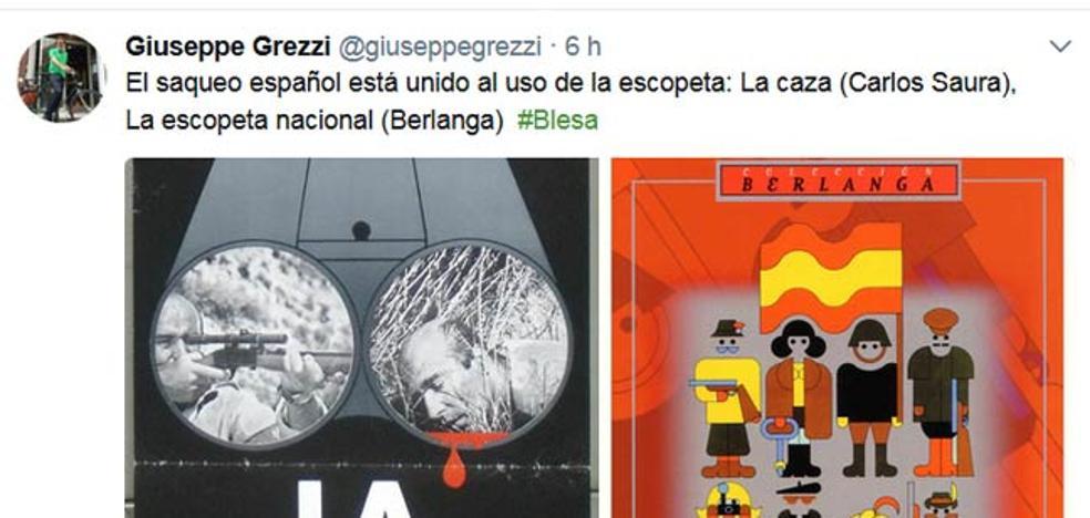 Grezzi se mofa de la muerte de Blesa