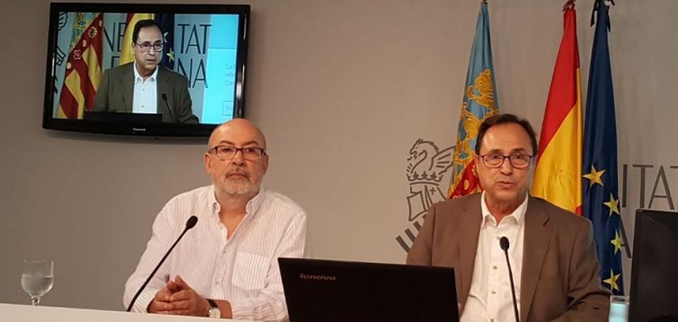La Generalitat culmina su «striptease contable» con la publicación de los movimientos contables del sector público