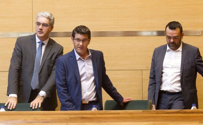 Varapalo de la Autoridad Fiscal a las cuentas de la Diputación de Valencia