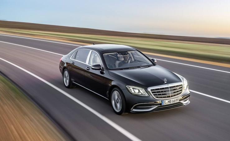 Mercedes Clase S, la máxima expresión en tecnología y lujo