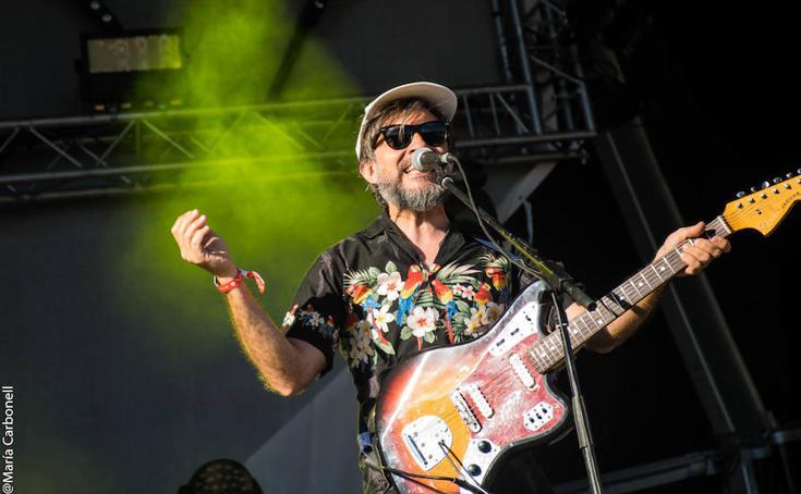 Fotos de bandas valencianas en el Vida Festival