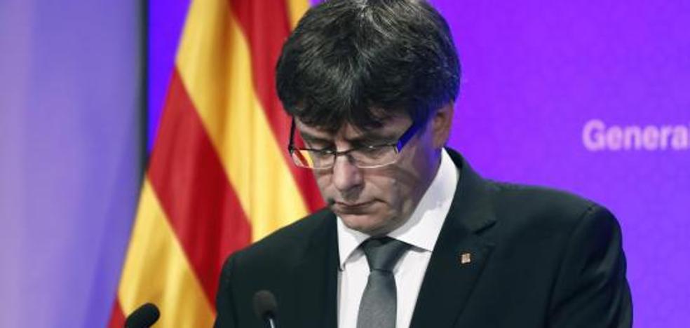 Puigdemont cree que «harían falta diez transiciones» para garantizar una regeneración del Estado