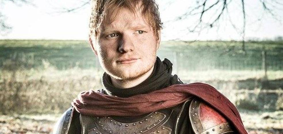 Ed Sheeran deja Twitter tras las críticas por su cameo en 'Juego de Tronos'