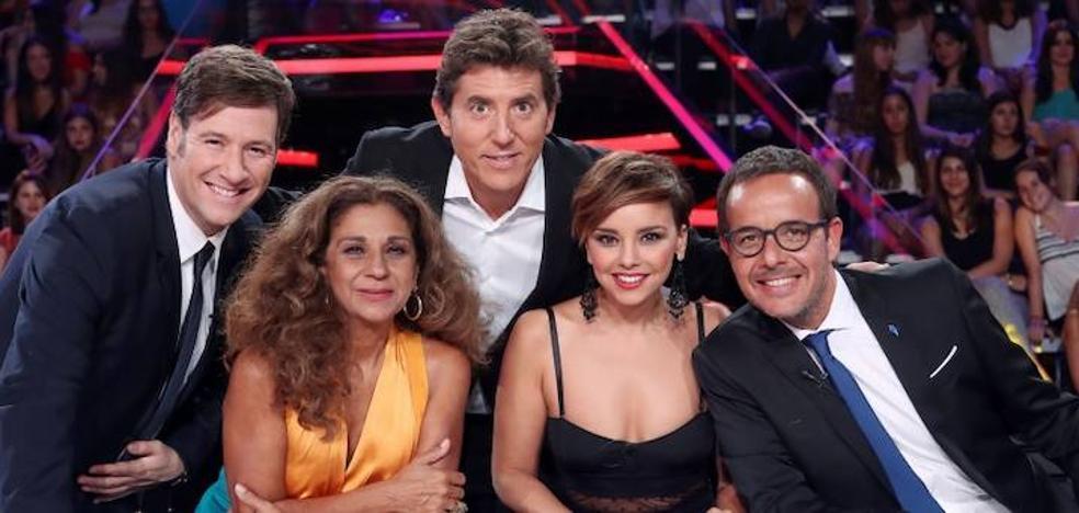 Miquel Fernández, nuevo concursante de 'Tu cara me suena 6'
