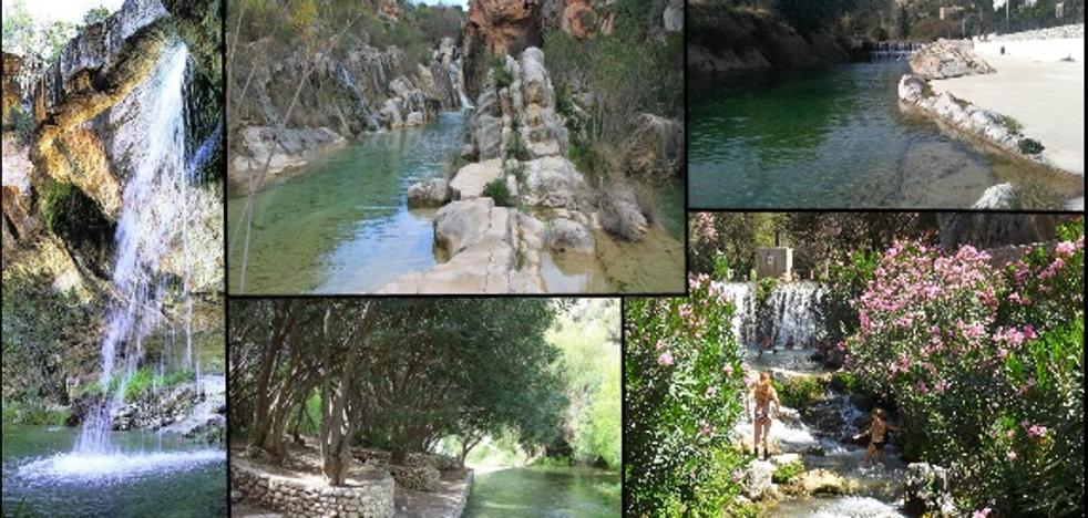 7 baños de agua dulce para huir del calor en la Comunitat Valenciana