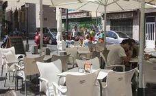 El Ayuntamiento de Valencia pone freno a las terrazas en las nuevas calles peatonales y en la ampliación de aceras