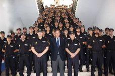 99 policías en prácticas se incorporarán a las provincias de Valencia y Castellón