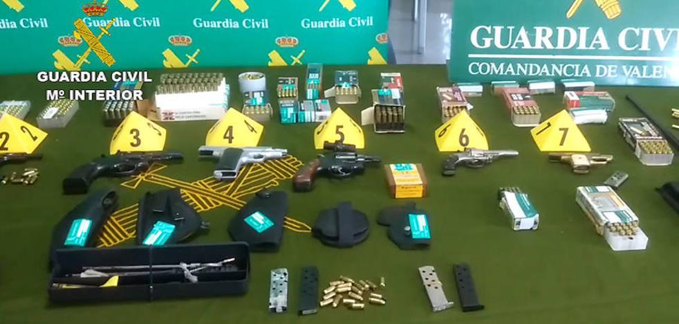 Desmantelada una organización de tráfico de drogas que operaba desde Valencia