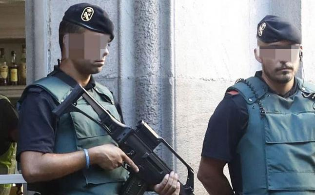 Macrorredada en Valencia contra una red internacional de tráfico de drogas y armas