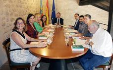 Mónica Oltra dice que el Consell no establece los «límites del humor»