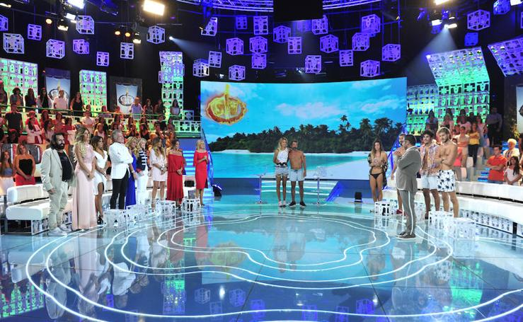 Fotos de la final de 'Supervivientes 2017'