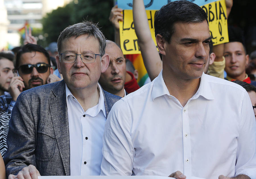 Pedro Sánchez confirma su asistencia a la inauguración del 13 Congreso del PSPV