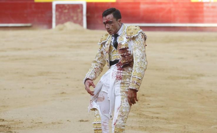 Fotos de la corrida del sábado 22 de julio en la plaza de Toros de Valencia