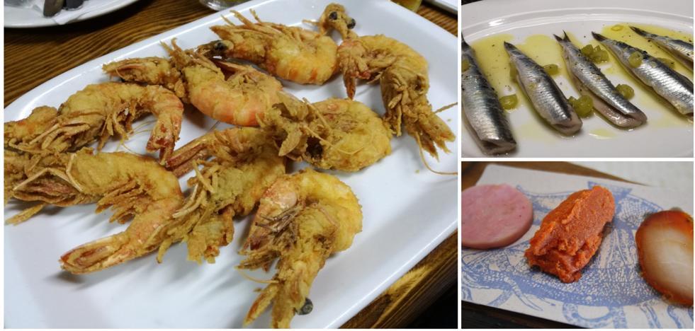Retinta, morena, chiguatos… Pistas para comerse Cádiz