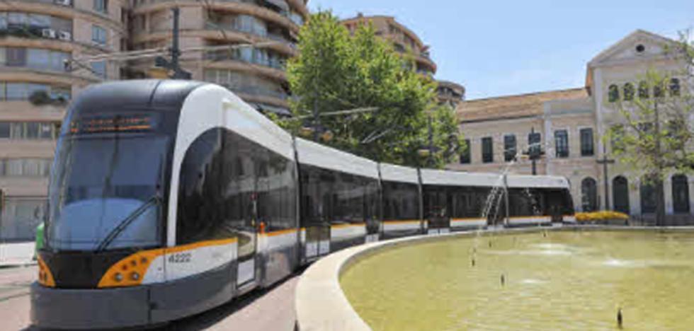La parada de Pont de Fusta quedará fuera de servicio durante agosto por obras