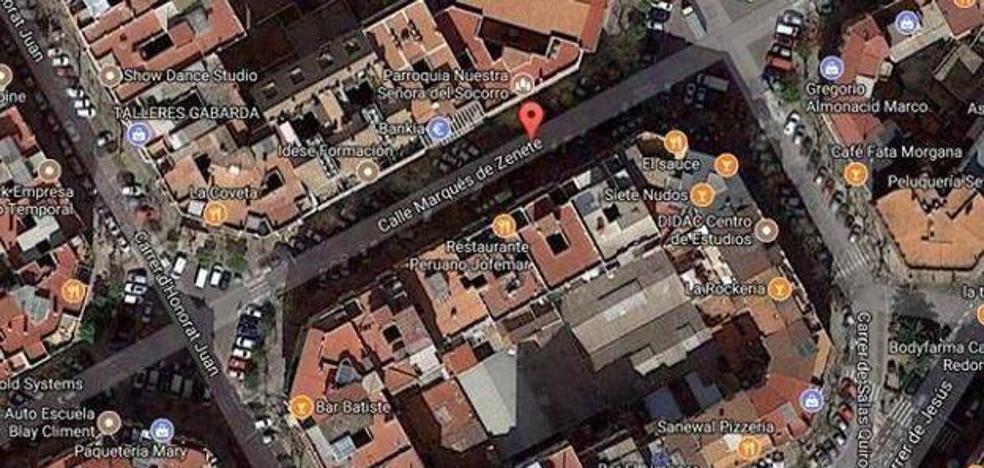 Prisión sin fianza para el detenido por la muerte de la mujer hallada carbonizada en Valencia