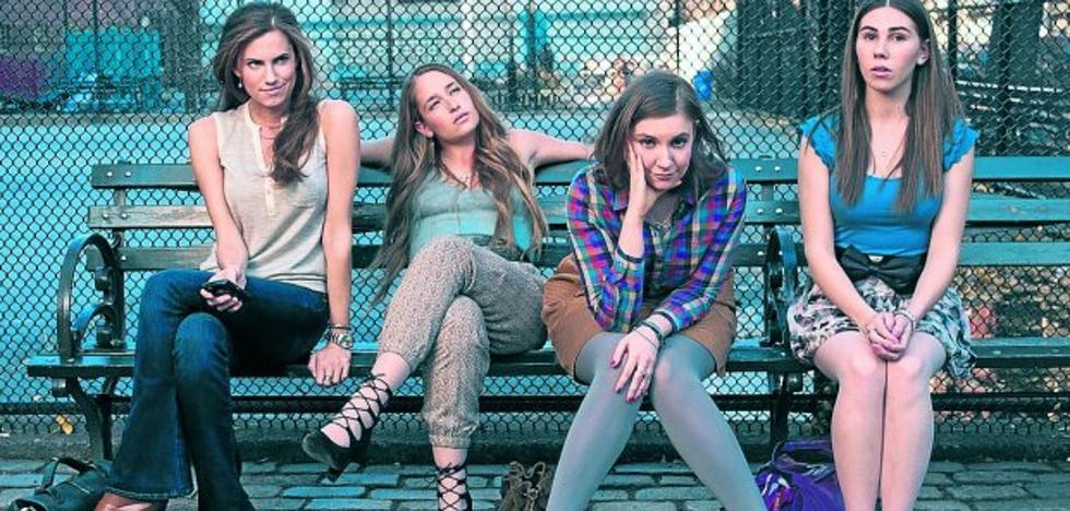 'Girls': Las 'millenials' de Manhattan