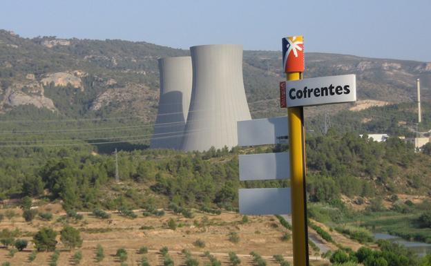 Se activa una alarma de fuego en la nuclear de Cofrentes