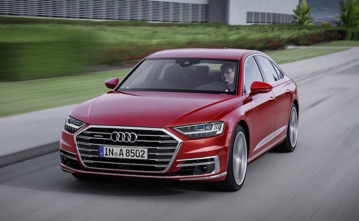 Audi abre la puerta de la vanguardia