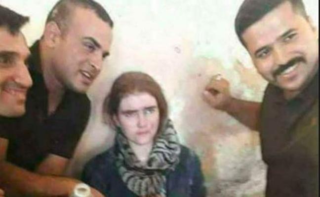 La adolescente alemana enrolada en el Dáesh: «Quiero volver a casa»
