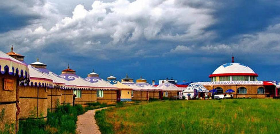 Hulun Buir, la ciudad más grande del mundo
