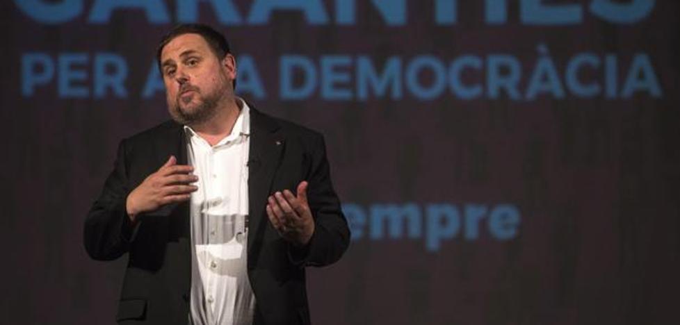 La Generalitat niega que el gasto de 6.150 euros esté relacionado con el referéndum