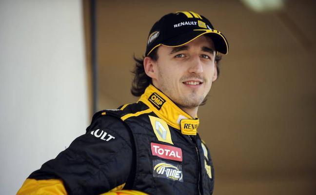 Kubica realizará una nueva prueba con Renault en Budapest