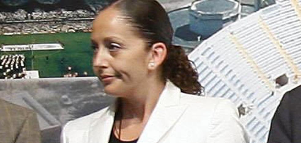 La valenciana María José Claramunt, imputada en el caso de Villar