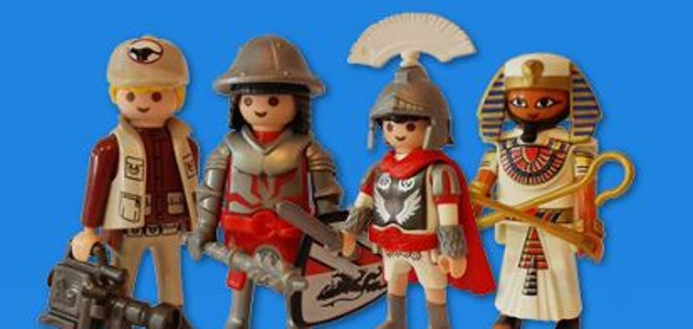 Exposición de clicks de Playmobil en Nuevo Centro: horarios y fechas