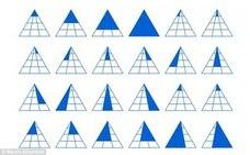 Solución: Aquí tienes los triángulos dibujados en la imagen anterior
