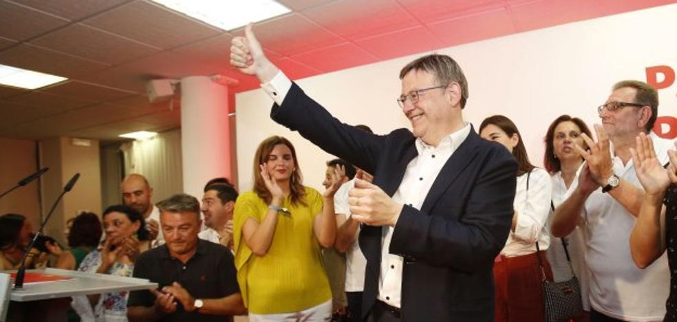 Ximo Puig no tiene previsto señalar sucesor en la nueva ejecutiva del PSPV