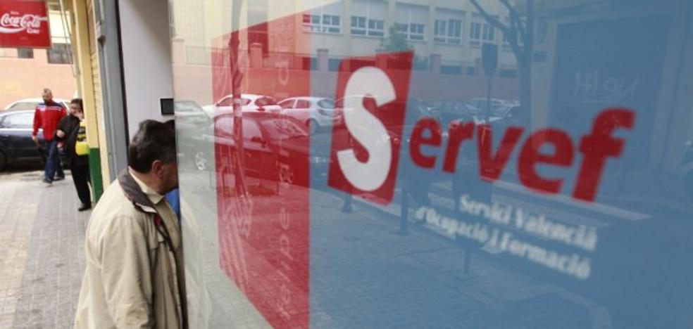 Uno de cada cuatro parados valencianos lleva buscando empleo más de cuatro años