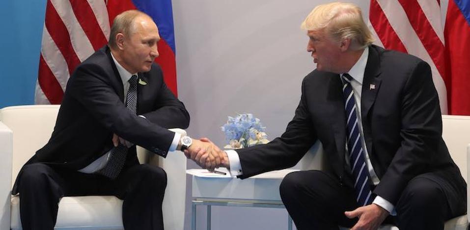 EE UU aprueba sanciones a Rusia, Irán y Corea del Norte