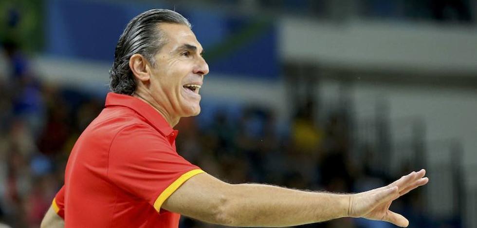 Vives, Sastre, Rabaseda, Oriola, Sáiz y Diop, en la prelista del Eurobasket