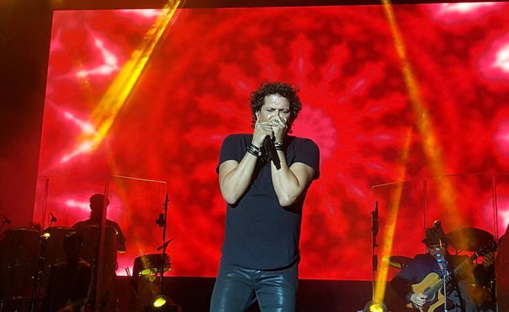 Fotos del concierto de Carlos Vives en Valencia
