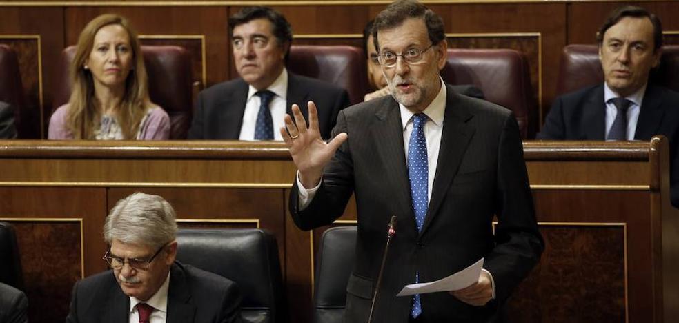 PSOE y Podemos pedirán la comparecencia urgente de Rajoy en el Congreso