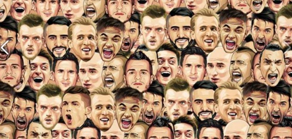 ¿Dónde está Cristiano Ronaldo?