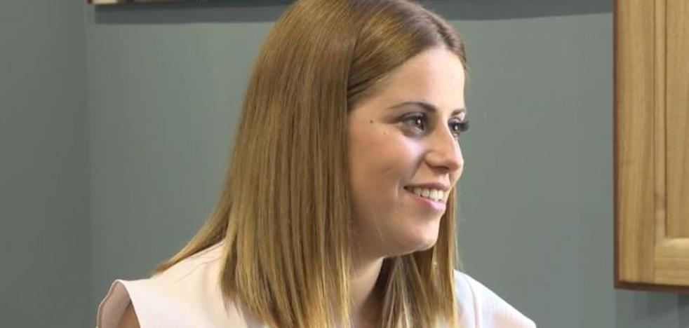 Entrevista a Ana Bellver Ruiz, candidata a fallera mayor 2018: «Me costaría mucho pasar unas fallas fuera de España, no me lo imagino ni me lo quiero imaginar»