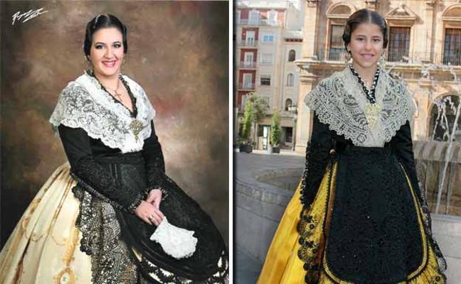 Carla Bernat y Lucía Burguete, reinas de las fiestas de la Magdalena 2018