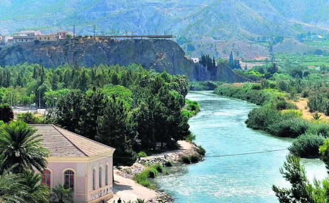 El valle morisco de Murcia